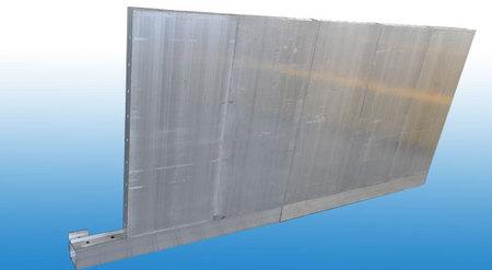 河北铝合金电子模板