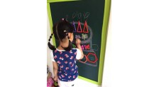 贴纸涂鸦墙销售