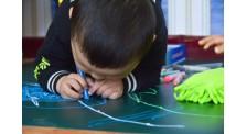儿童涂鸦墙膜