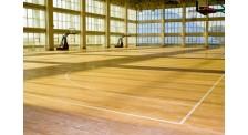 实木体育地板维护