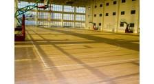实木篮球地板维护