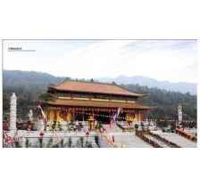 傳統寺廟建筑市場