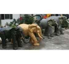 保定動物銅雕