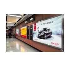 深圳地鐵標識導向系統專業制作