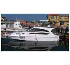 私人游艇家庭游艇9米玻璃鋼游艇國產游艇價格