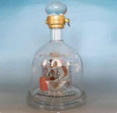 玻璃工藝酒瓶