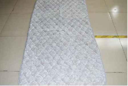 毛圈素色床垫 毛圈素色床垫厂家