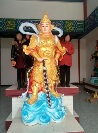纯铜张仲景铜像