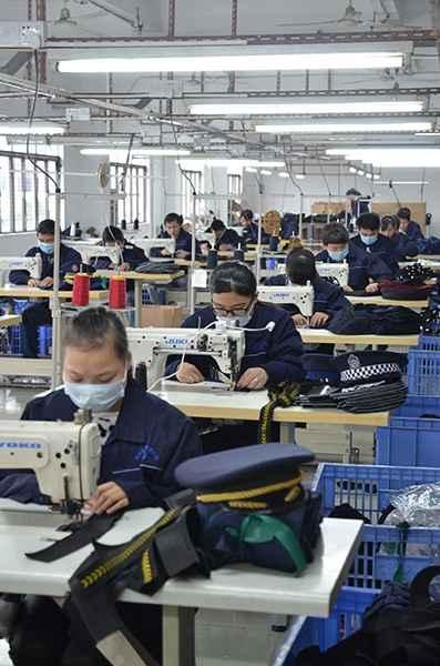 广东专业21年帽子生产厂家报价
