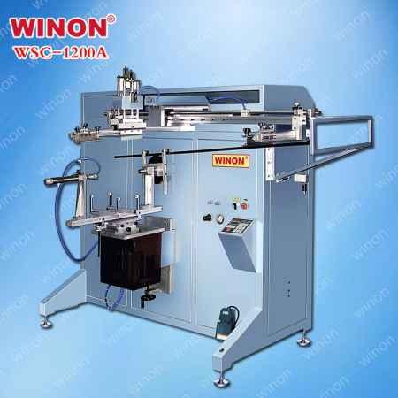 WINON曲面印刷丝印机