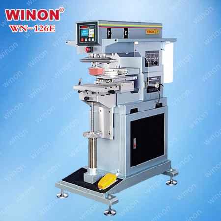 全新油盅式移印机自动印刷设备