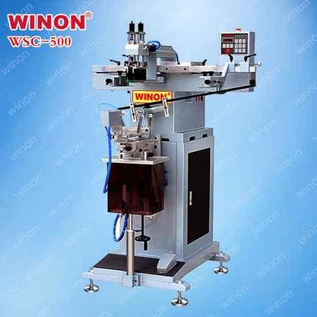 荣龙精密平面丝印机设备500丝印机
