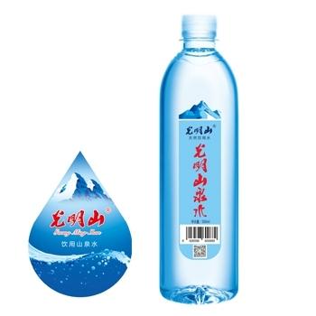 光明山饮用山泉水生产厂家