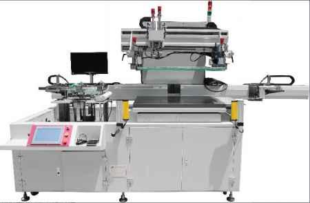 片料全自动印刷机