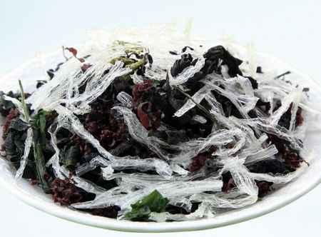 干燥海藻沙拉