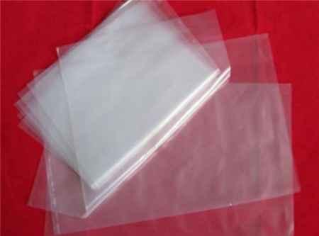 白色透明塑料袋