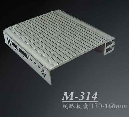 广东汽车功放散热器DSP铝外壳|汽车功放散热器DSP铝外壳供应商