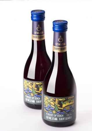 野生蓝莓果汁饮品多少钱
