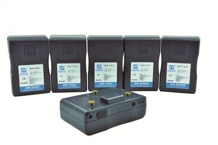 AN型经典锂离子电池