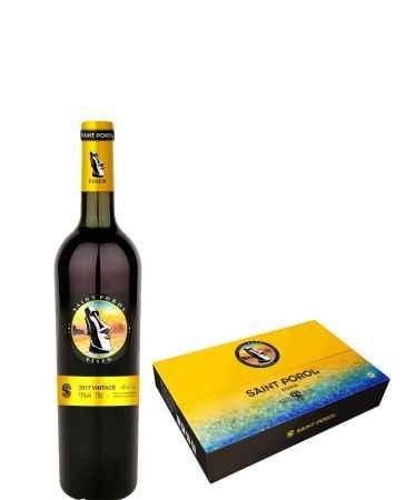 智利艾森干红葡萄酒