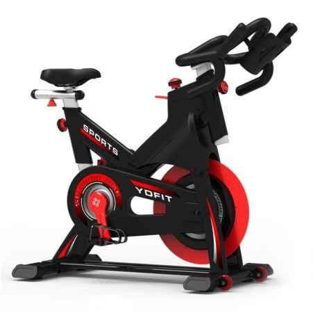 英迪菲新款商用磁控动感单车经销商