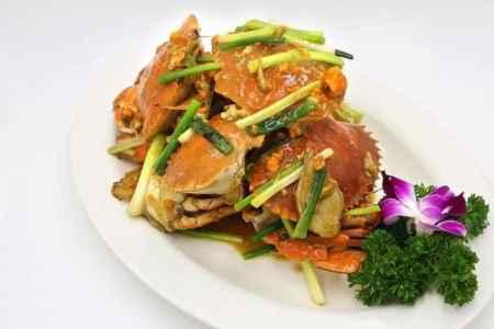 广州家常炒蟹多少钱