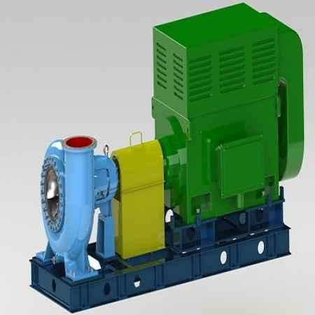 湖北LCB系列卧式高效烟气脱硫循环泵批发价格