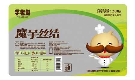 魔芋产品生产厂家