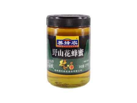野山花蜂蜜供应商