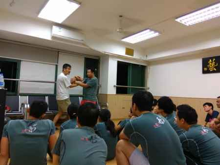 广州咏春拳拳理技术心法
