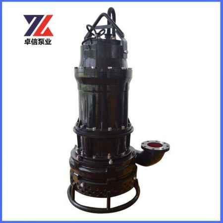 河北ZJQ潜水式渣浆泵销售价格