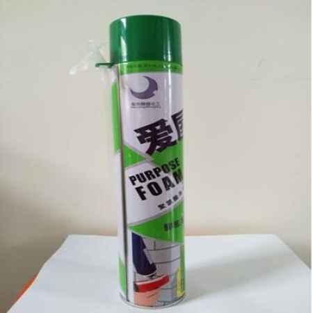 山东管式泡沫填缝剂喷管供应商