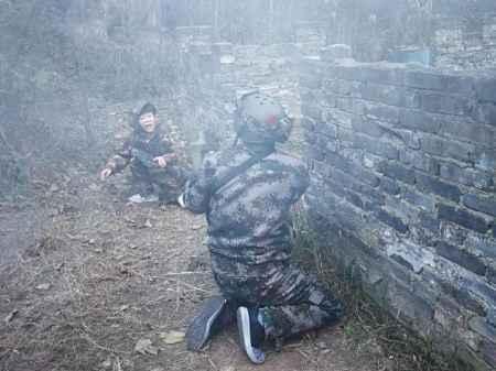 战狼夏令营训练基地训练学期