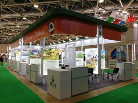 9月俄罗斯食品展