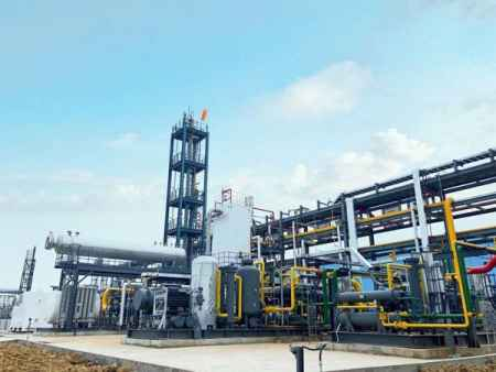 山东天然气单井撬装LNG销售