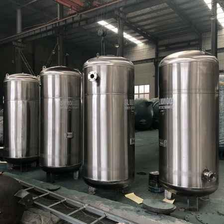 不锈钢储气罐定制