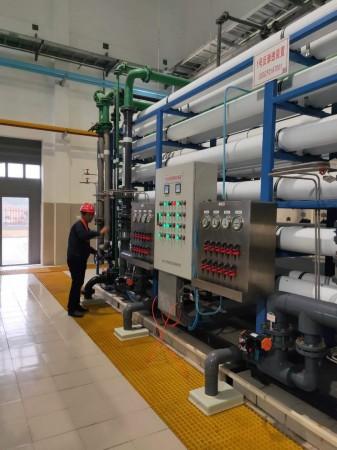 纯水设备保养