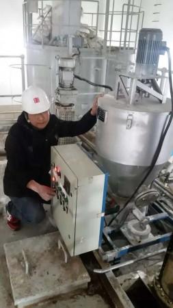 脱硫废水三联箱改造