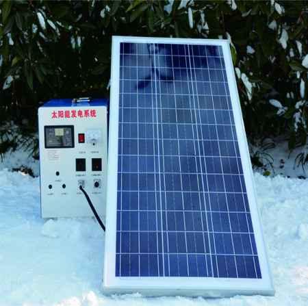 山西便携式发电系统
