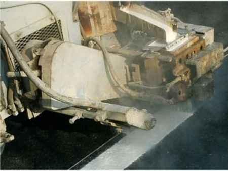 热熔喷涂道路标线施工公司