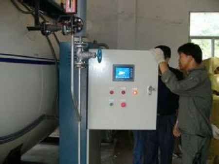 南通蒸汽锅炉安装价格