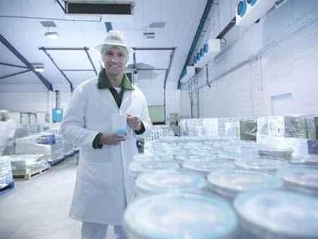 武汉乳制品冷库工程建造
