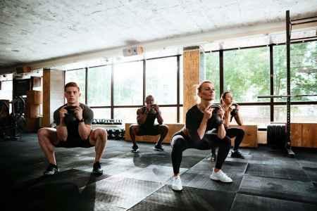 福建健身教练培训课程
