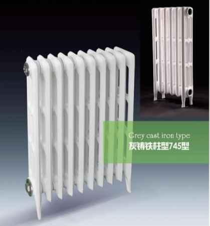 吉林灰铸铁柱型散热器生产