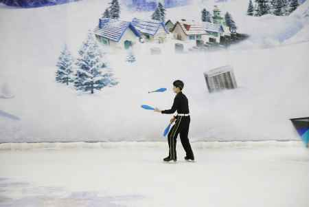 长沙滑雪场门票