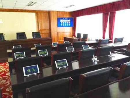 广东智能电子桌牌系统方案