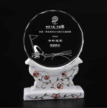 陶瓷奖杯定制厂家