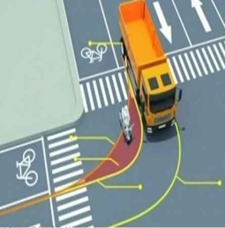 山西工程车盲区主动探测及防护系统报价