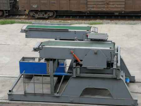 火车棚车装车机供应商
