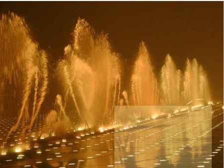 河北水幕电影喷泉制作公司